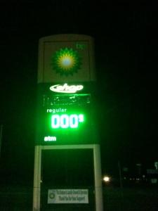 Cheap BP Gas