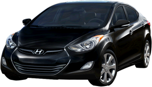 2013-Hyundai-Elantra-Black